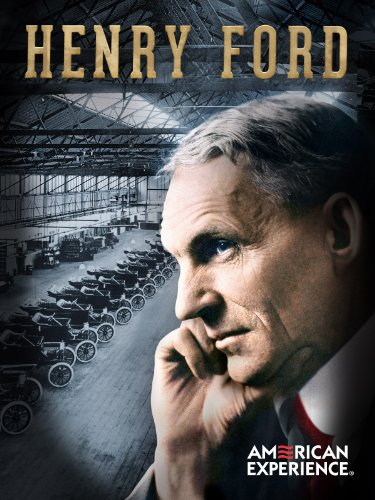 Amazon.com: Henry Ford American Experience: Sarah Colt, WGBH