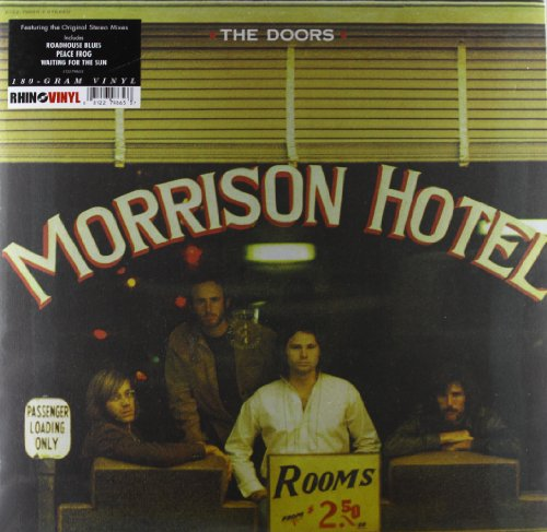 The Doors - Morrison Hotel (180 Gram Vinyl) - Zortam Music