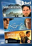 TV Drama: Sword Of Honour, Shackleton, Longitude [DVD] [2001]