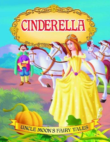 Cinderella (Uncle Moon's Fairy Tales) Image
