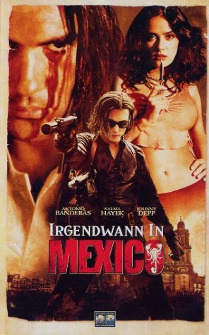 Irgendwann in Mexico [VHS]