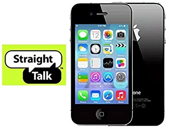 9/10 Condition. Use Straight Talk's Verizon network access with this BLACK Straight Talk Ready Verizon iPhone 4 16GB. Retail box is not included. Ready to activate on Straight Talk's Unlimited Talk, Text and Web $45 Plan! Verizon iPhone set u...