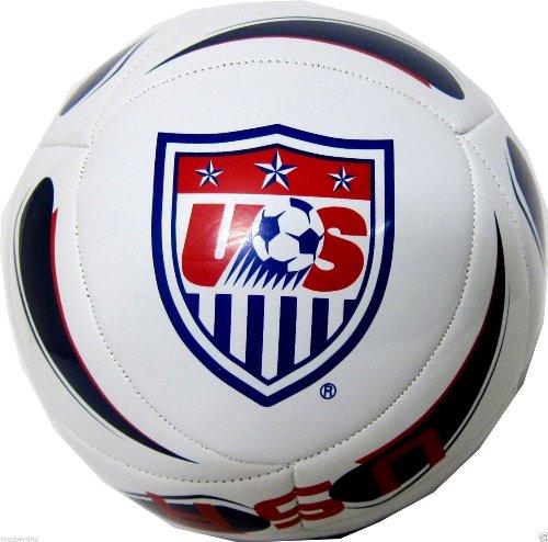 Team USA Soccer Ball-home Size 5 By Rhynox 2014