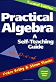 img - for by Steve Slavin,BY Peter H. Selby Practical Algebra: A Self-Teaching Guide, Second Edition(text only)2nd(Second) edition[Paperback]1991 book / textbook / text book