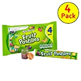 Rowntree's Fruit Pastilles Multipack 4 x 52.5g