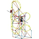 K'NEX Thrill Rides - Clock Work Roller Coaster Building Set - 303 Pieces - For Ages 7 Engineering Education Toy