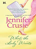 What the Lady Wants (Mills & Boon M&B)