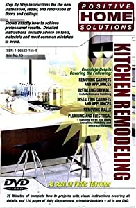 Home Improvement - Kitchen Remodeling [DVD] [Region 1] [US Import] [NTSC]