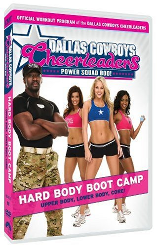 Dallas Cowboys Cheerleaders: Hard Body Boot Camp [DVD] [2009] [Region 1] [US Import] [NTSC]