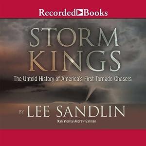 Storm Kings Audiobook