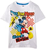 Disney Boys Mickey Mouse EN1275 Short Sleeve T-Shirt