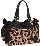 Juicy Couture, Velour Daydreamer Bag, Heather Leopard