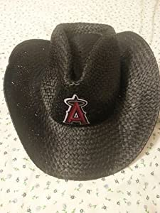 Los Angeles Angels of Anaheim Promotional 6 2 2012 Guiness World Record Cowboy Hat by Sixth Man Promotions
