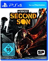InFamous : Second Son [import allemand]