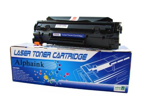 Toner per Canon FX10 FAX L100 L120 L140 L160 L90 MF4010 MF4120 MF4140 MF4150 D480 - NUOVO NON RIGENERATO (spedito e fatturato da Alphaink-Italia)