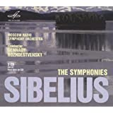 Sibelius : Intgrale des Symphoniespar Jean Sibelius
