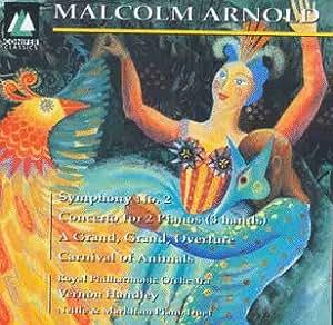 Arnold;Symphony No.2