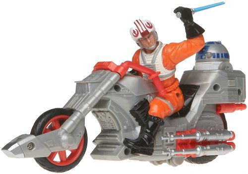 Star Wars Choppers Vehicle Luke