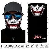TEFITI Stretchable Face Shield Motorcycle Mask Balaclava Sun Mask Guard (HR040713)