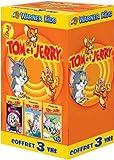 echange, troc Coffret Tom et Jerry 3 VHS : L'Anneau magique / Meilleures aventures autour du monde / Les Meilleures courses-poursuites