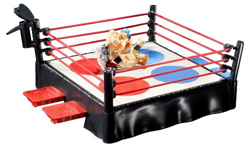 WWE Rumblers Blast and Bash Battle Ring (Wwe Rumblers Steel Cage compare prices)