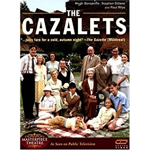 Masterpiece Theatre - The Cazalets movie