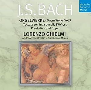 Bach: Organ Works 3