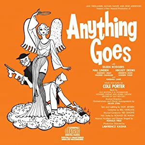 Anything Goes (1962 Off-Broadway Cast)