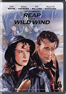 "Cover of ""Reap the Wild Wind"""