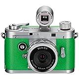 Minox DCC 5.1 Classic Digital Camera (Green)