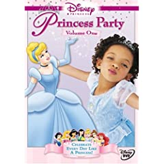Disney Princess Party -  Volume 1: $6.65