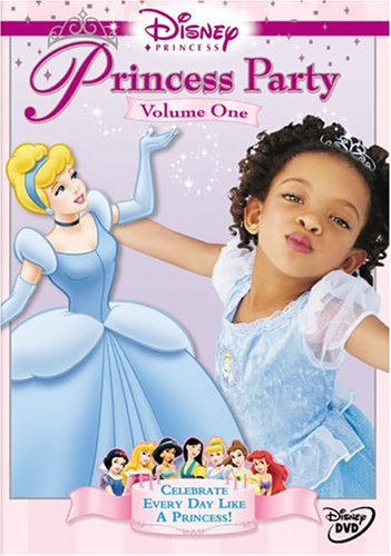Disney Princess Party 1 [DVD] [Region 1] [US Import] [NTSC]