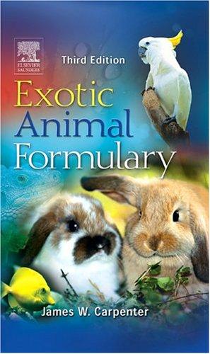 Exotic Animal Formulary, 3e