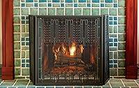 Frank Lloyd Wright® Tree of Life Fireplace Screen