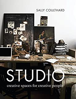 Book Cover: Studio: Creative Spaces for Creative People