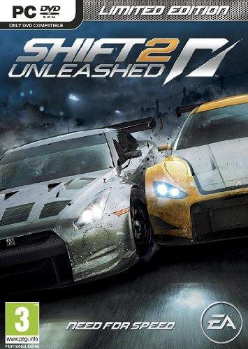 Shift 2 - Unleashed Limited Edition (PC DVD) - Windows 7 / Vista / Xp