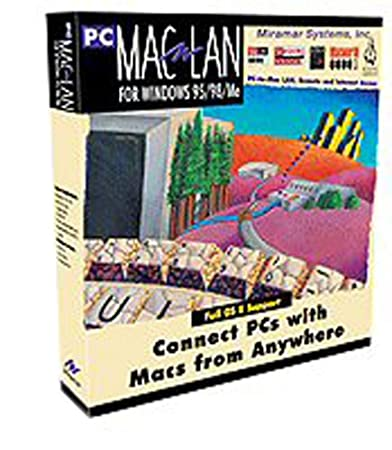 Miramar PC Maclan 7.2 for Windows 95/98/Me