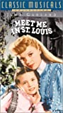 Meet Me in St Louis [VHS]