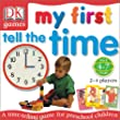 My First Tell the Time Game (DK Toys & Games)