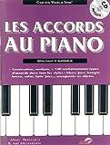 echange, troc Marc Bercovitz, Art Mickaelian - Les accords au piano - Débutant à Supérieur (+ 1 cd)