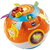 VTech Move and Crawl Ball, Orange ~ VTECH