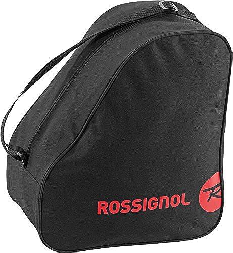 [해외] ROSSIGNOL(로시뇰(Rossignol))【RK1B204】스키 부츠 화이트 BASIC BOOT BAG 블랙