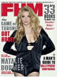 CLASSIC MENS MAGAZINE FHM MAGAZINE ISSUE 298 OCTOBER 2014 NATALIE DORMER, GAME OF THRONES + FREE MAGAZINE