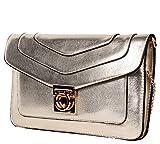 Trendberry Women's Sling & Cross-Body Bag - Golden, TBSB(G)037