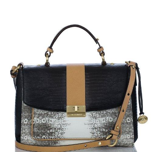 Oxford Flap Bag<br>Bernini