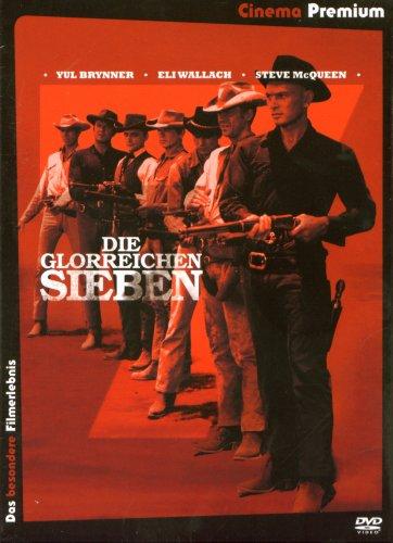 Die glorreichen Sieben (Cinema Premium Edition, 2 DVDs)