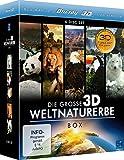 Die große 3D Weltnaturerbe Box (3D Blu-rays im 6 Disc Set)