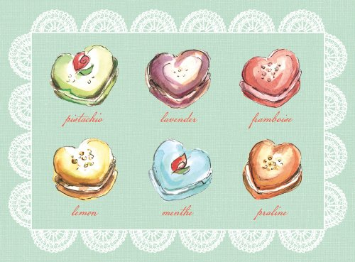 Everyday Embellished Notecards: Macaron