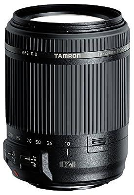 TAMRON Objectif 18-200 mm F/3.5-6.3 Di II VC Canon