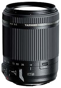TAMRON 高倍率ズームレンズ 18-200mm F3.5-6.3 DiII VC キヤノン用 APS-C専用 B018E